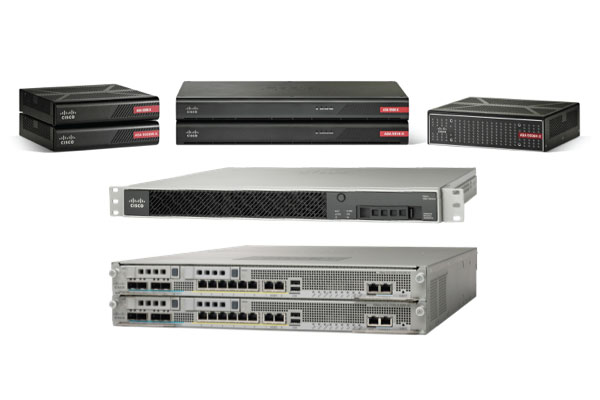 Cisco ASA NGFW (Adaptive Security Appliance Software)