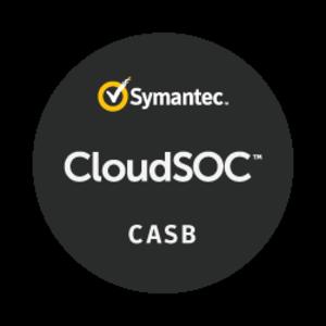 Symantec CloudSOC Cloud Access Security Broker (CASB)