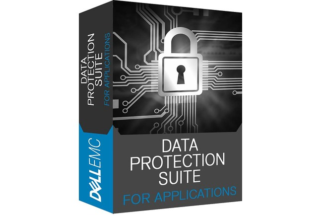 Dell EMC Data Protection Suite for Applications (DPS for Apps)