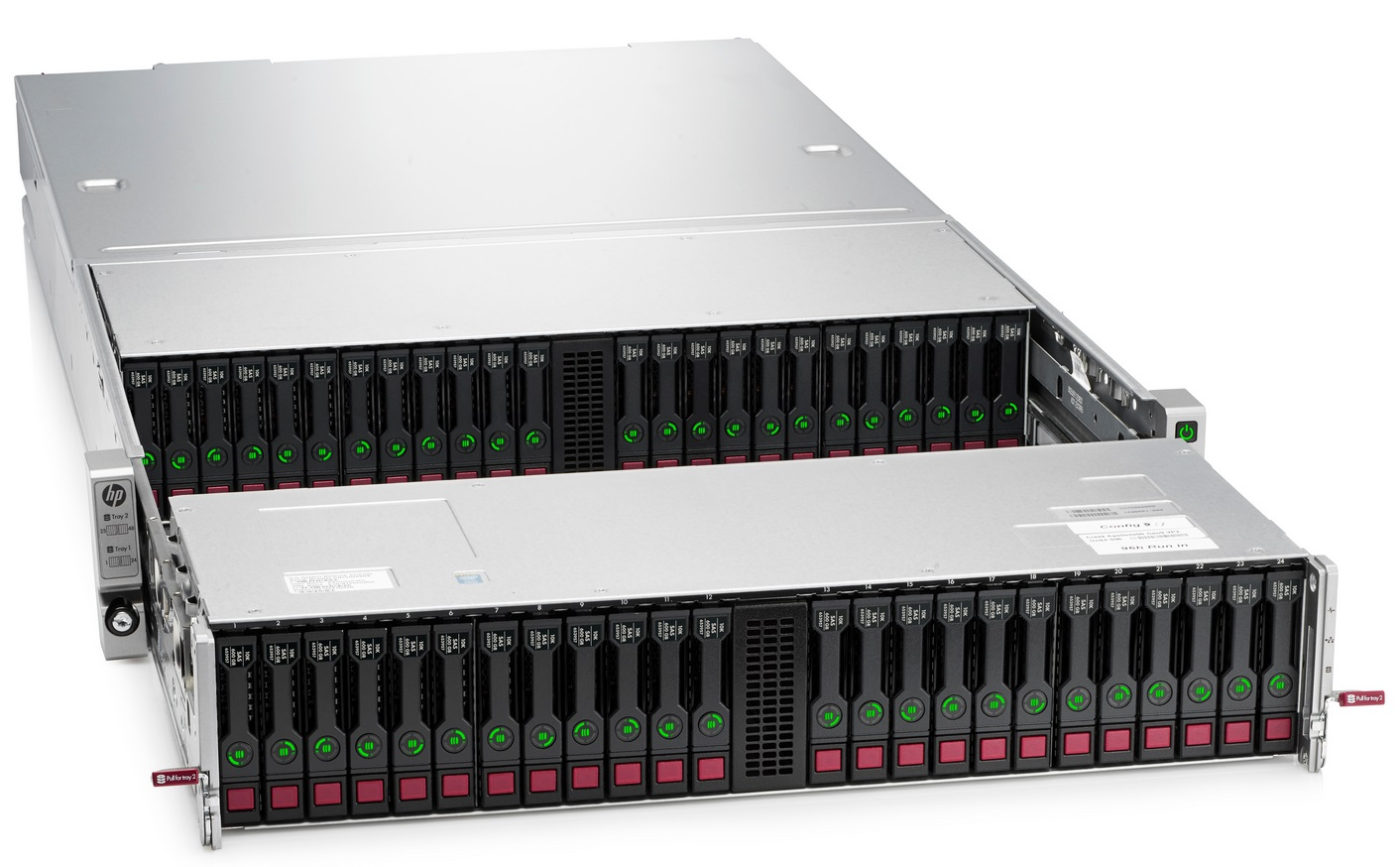 HPE Apollo 4000 Systems