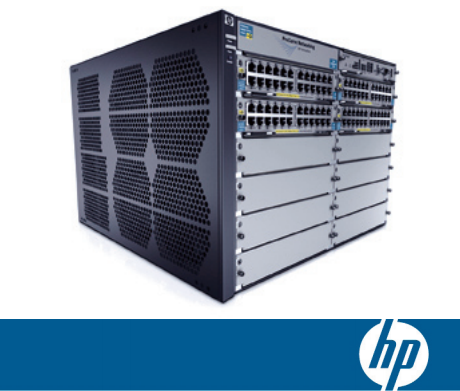 HP ProCurve Switch 5400zl Series