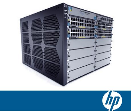 HP ProCurve Switch 5400zl Series