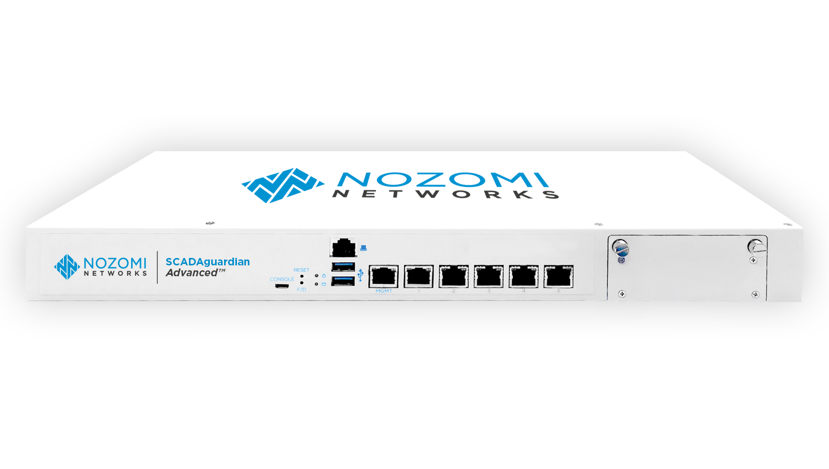Nozomi Networks SCADAguardian Advanced