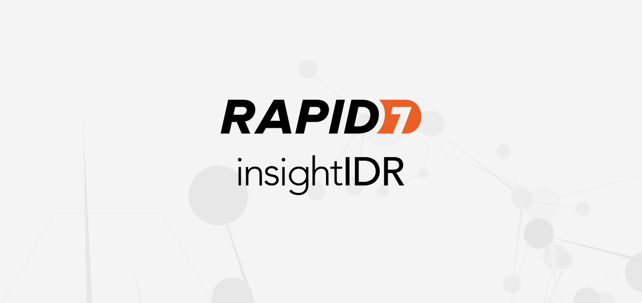RAPID7 insightIDR