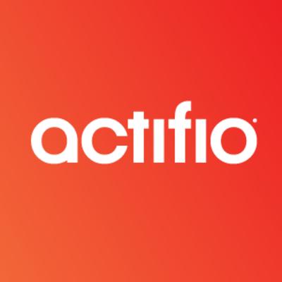 Actifio's platform