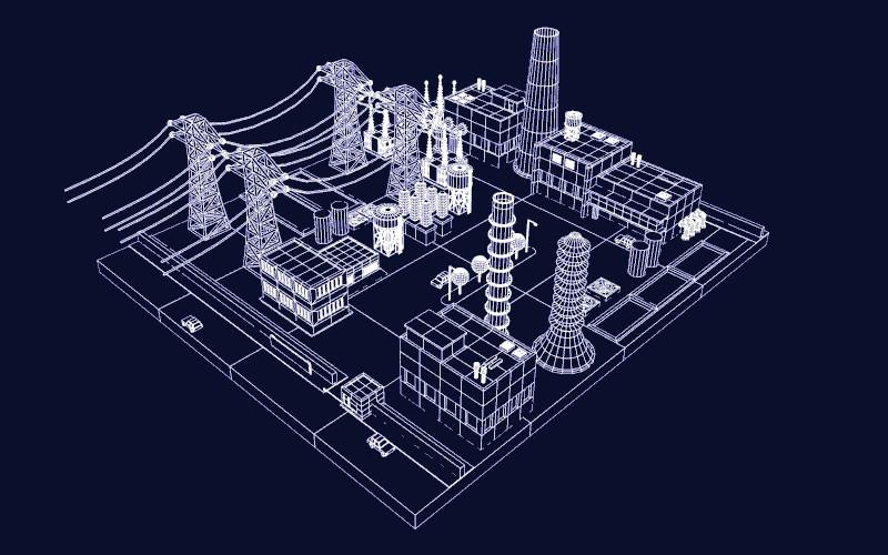 Системы электроснабжения by SOLTI