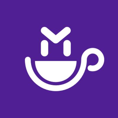 2muchcoffee logo