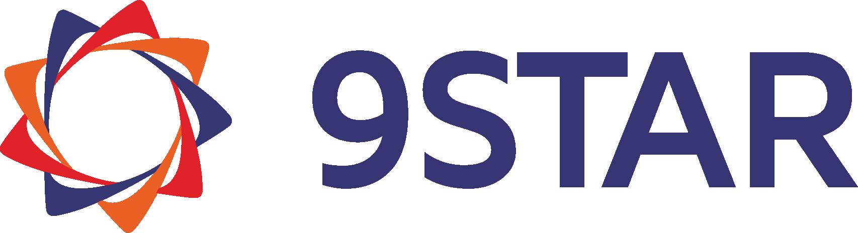 9STAR logo