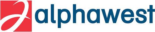 Alphawest logo