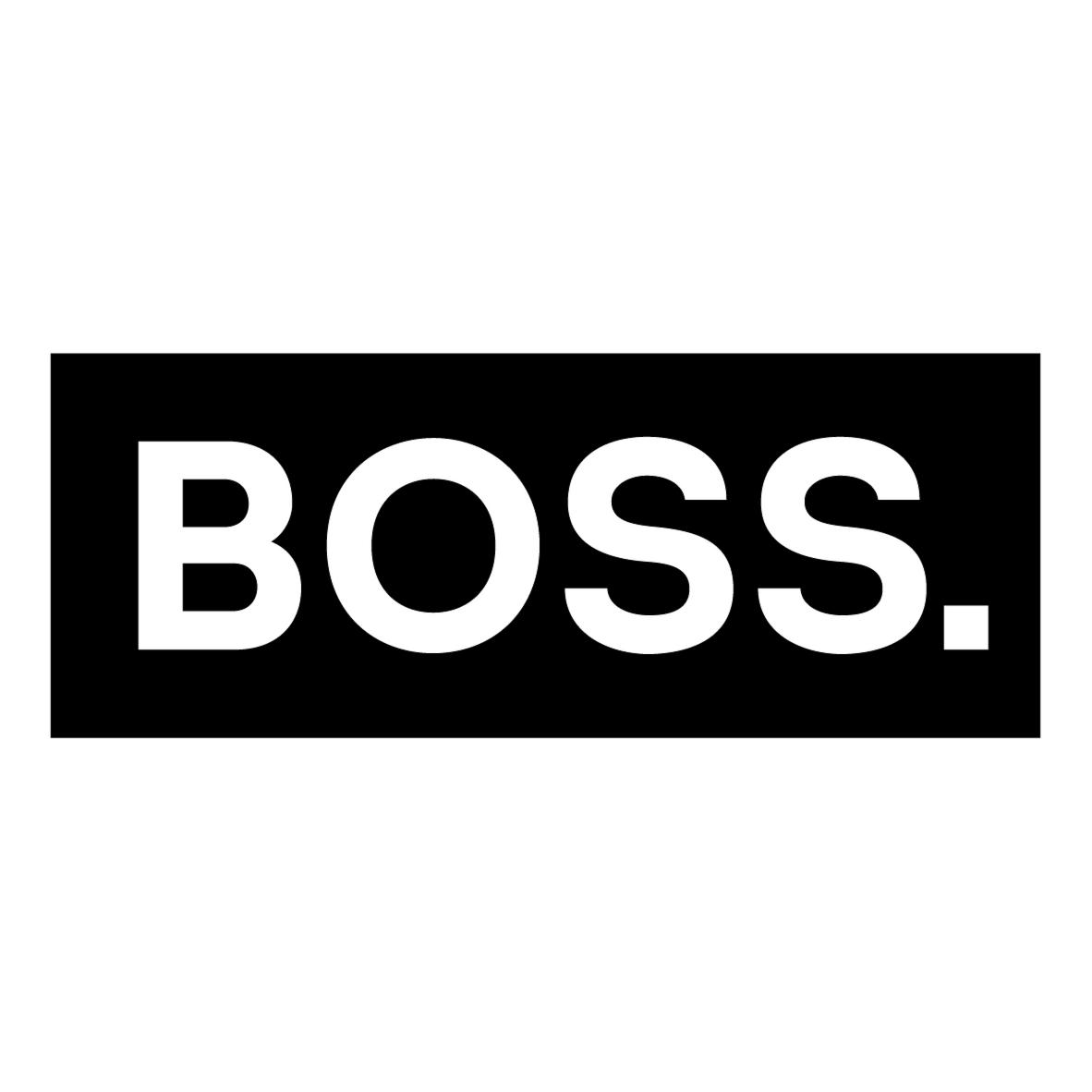 BOSS. Gaming solutions logo