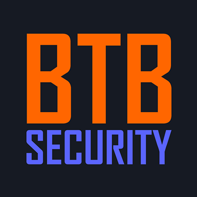 BTB Security logo