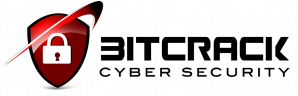 Bitcrack Cyber Security logo