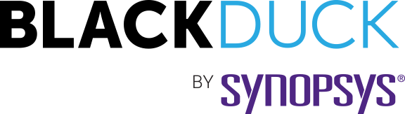 BlackDuck by Synopsys logo