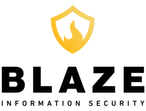 Blaze Information Security logo