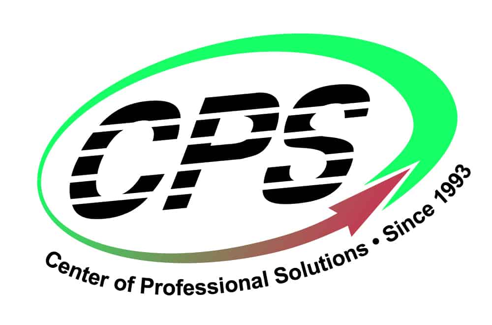 CPS (Center of Professional Solutions) logo