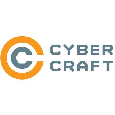 CyberCraft logo