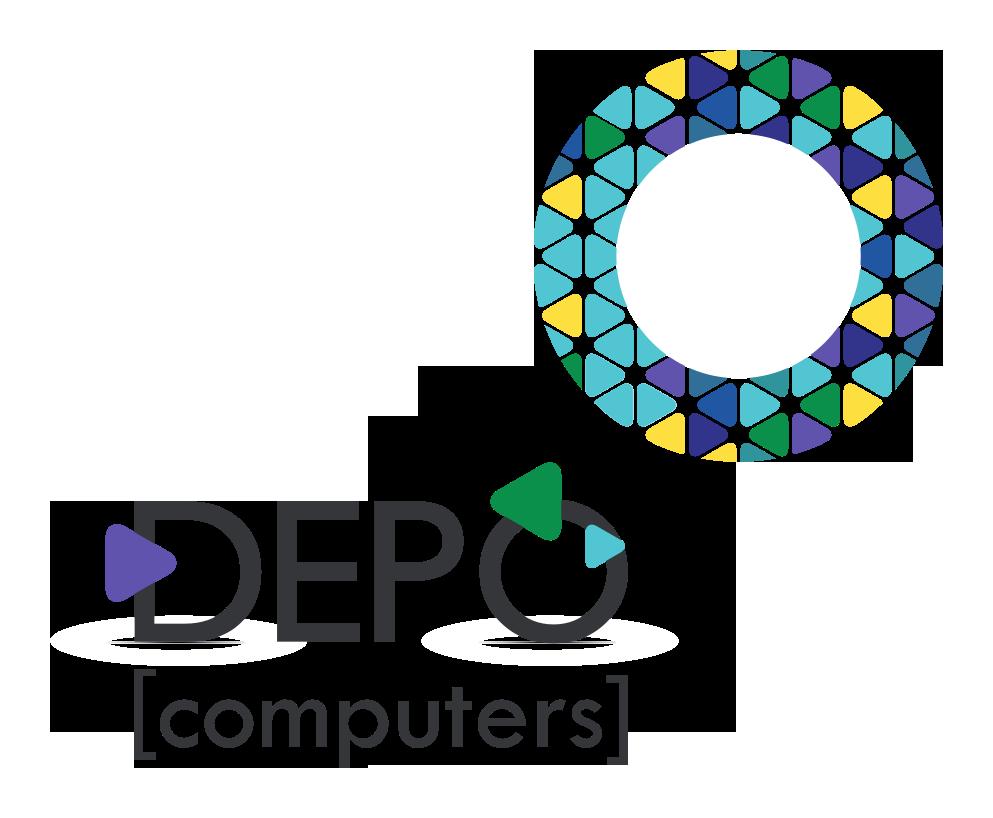DEPO Computers logo