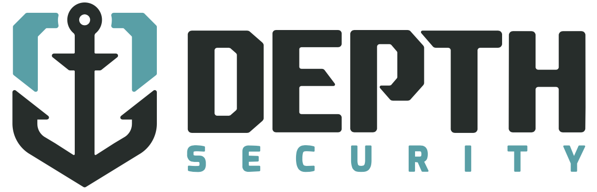 Depth Security logo