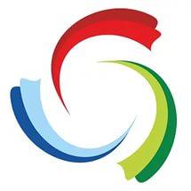 Donbass electronic communications logo