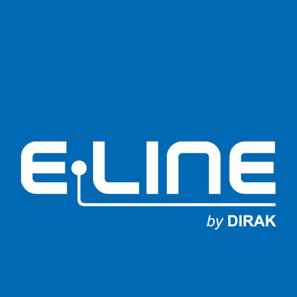 E-LINE by DIRAK logo