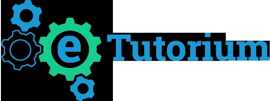 eTutorium logo