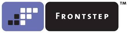 Frontstep CIS logo