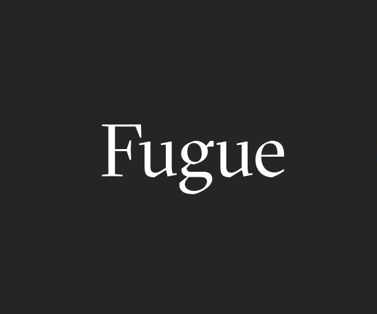 Fugue Inc. logo