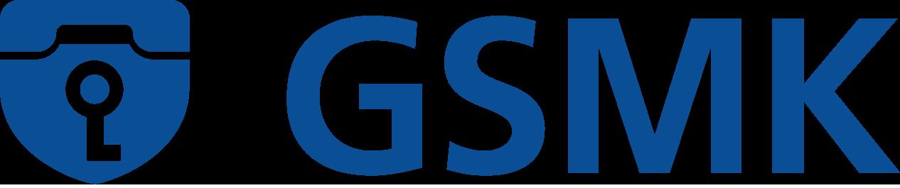 GSMK CryptoPhone logo