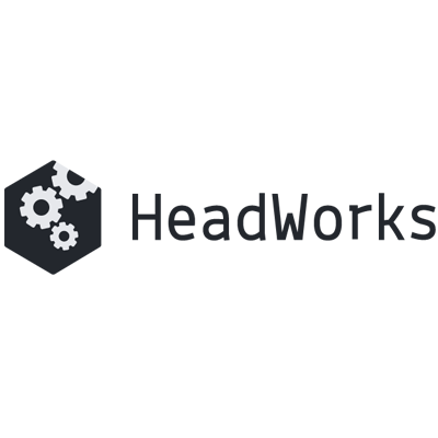 HeadWorks logo