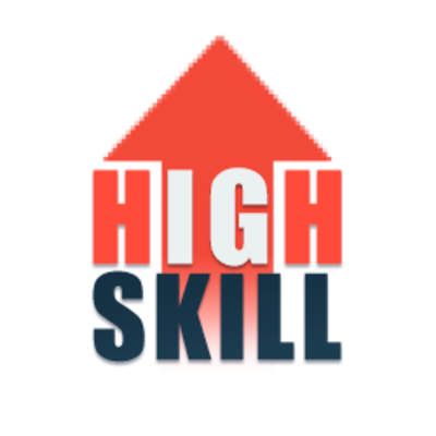 HighSkill Web Solutions logo