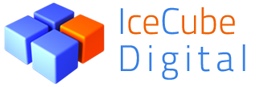 IceCube Digital logo