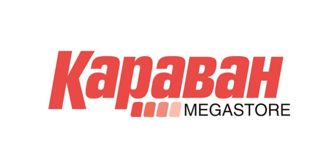 KARAVAN Megastore logo