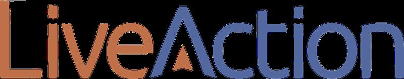 LiveAction logo
