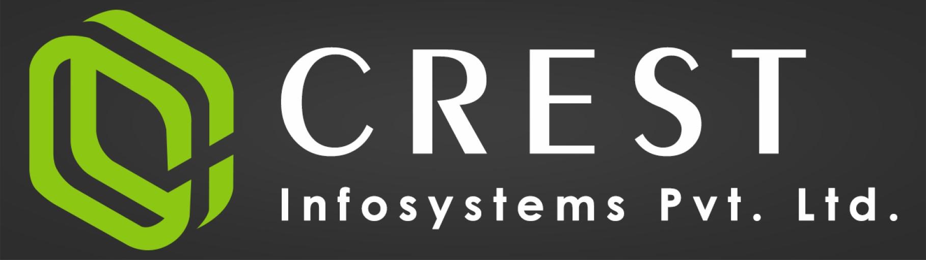 Crest Infosystems Pvt. Ltd. logo