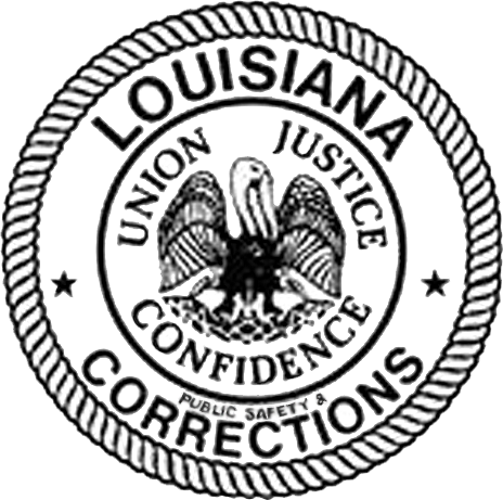 The Louisiana Department of Public Safety and Corrections logo