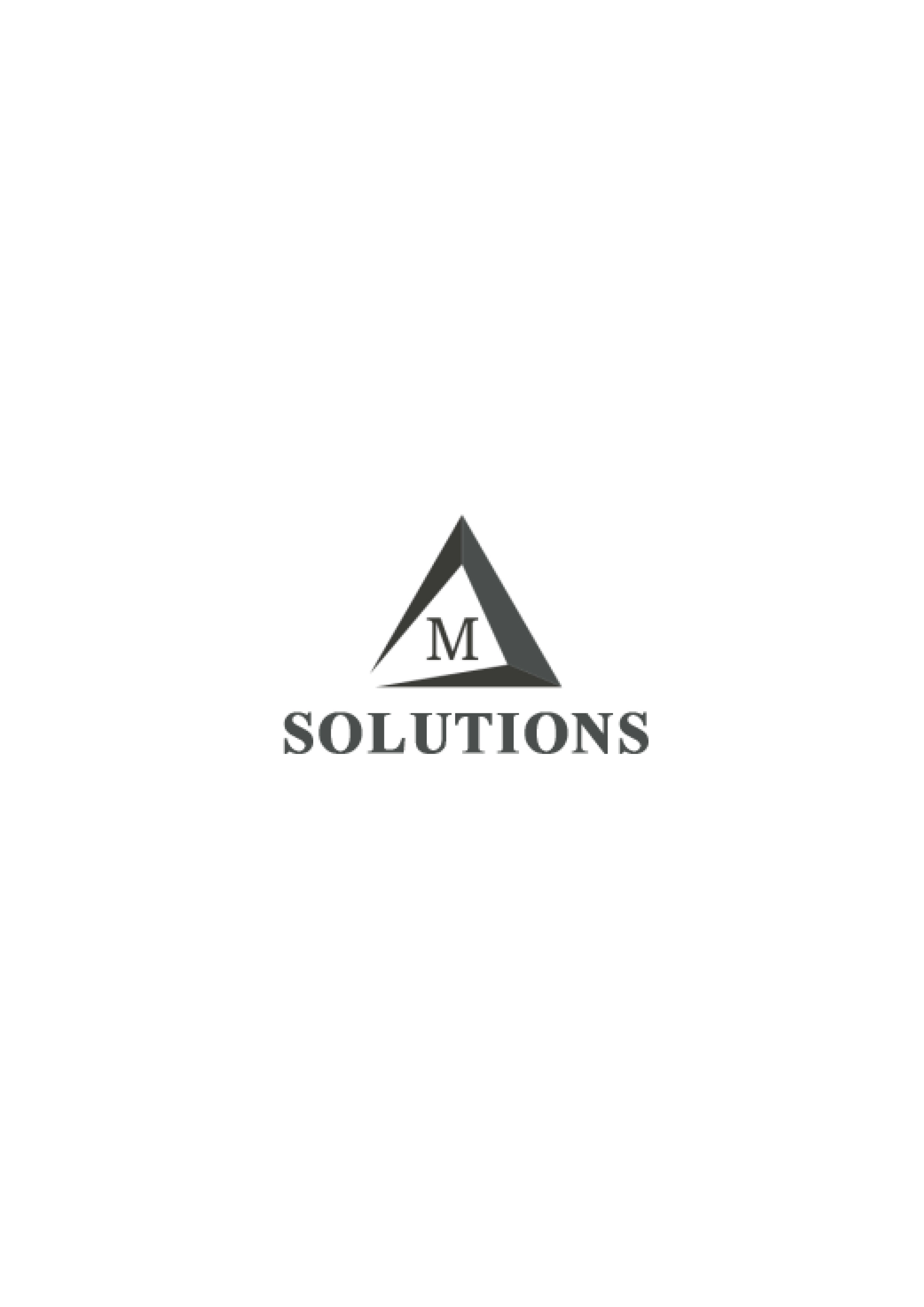 M Solutions Digital logo