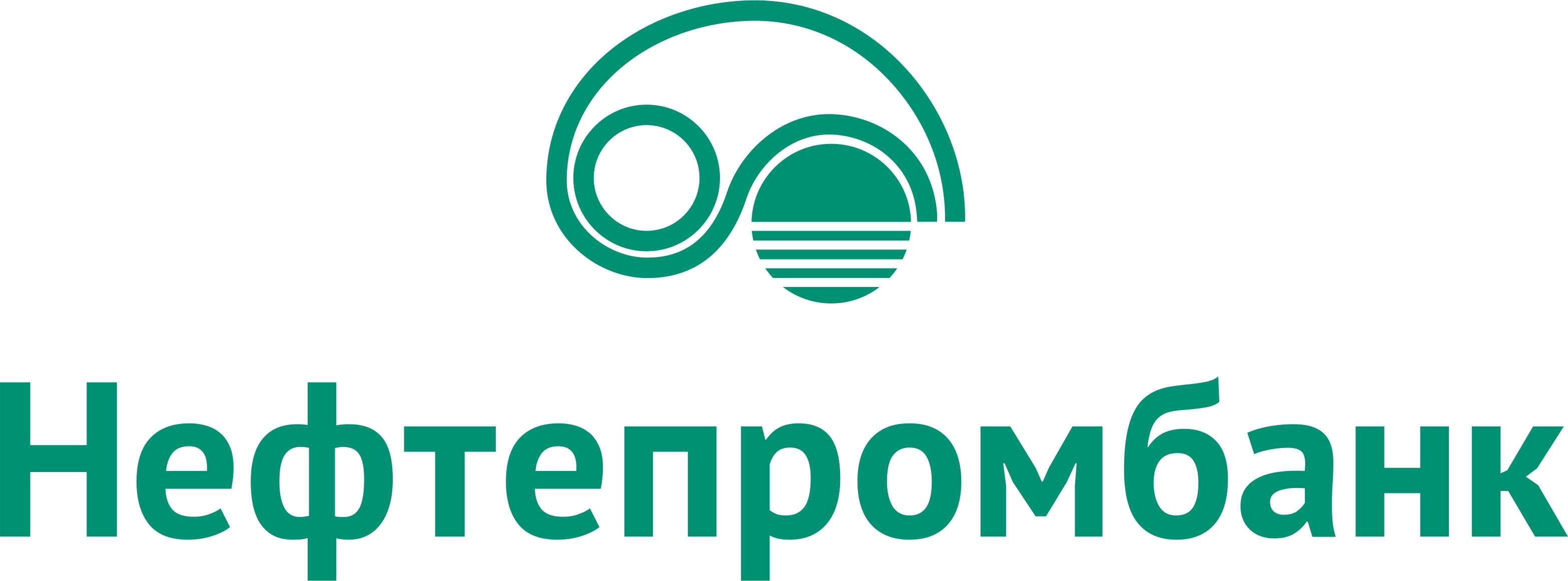 Nefteprombank logo