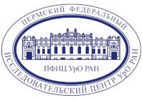 Perm Scientific Center of UB RAS logo