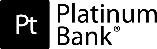 Platinum Bank logo