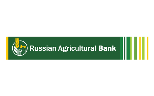 RUSSIAN AGRICULTURAL BANK logo