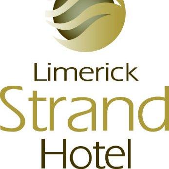 Strand Hotel in Limerick logo