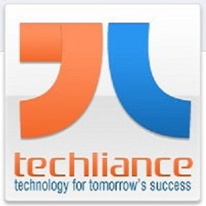 Techliance logo