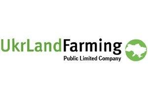 Ukrlandfarming logo