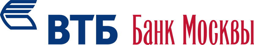 VTB The Bank of Moscow logo