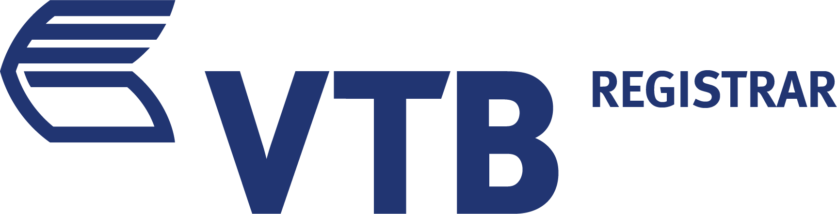 VTB Registrar logo
