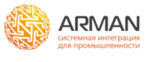 Arman logo