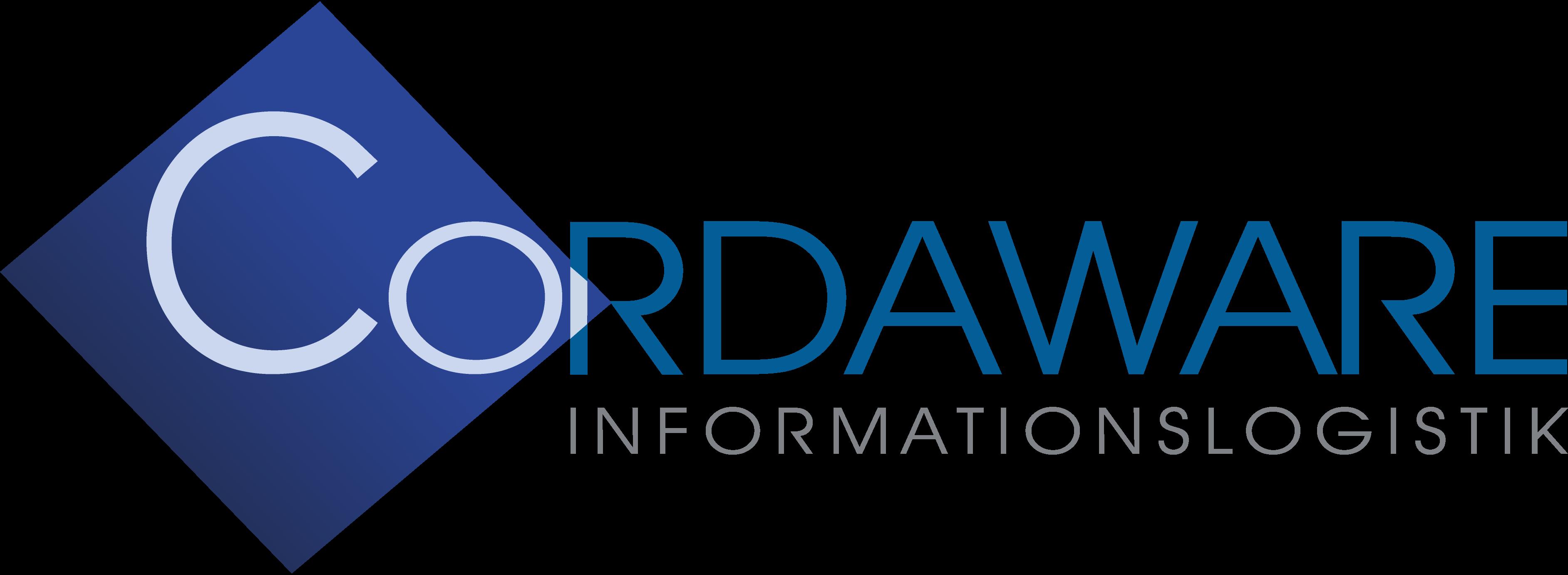 Cordaware GmbH Informationslogistik logo