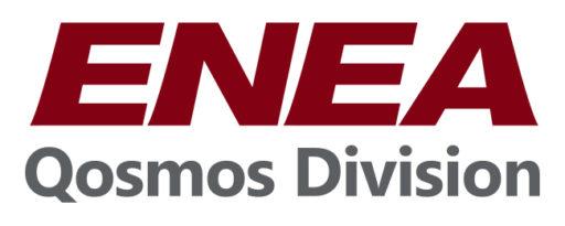 ENEA Qosmos Division logo