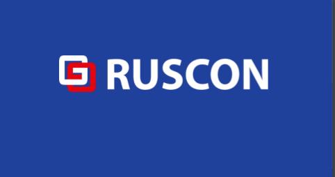 RUSCON logo
